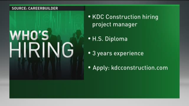 Who's Hiring: August 28, 2015