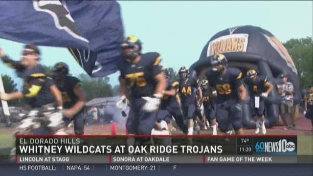 Week 0: Whitney at Oak Ridge