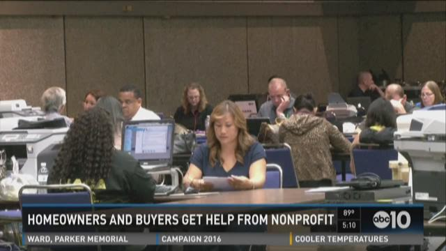Homeowners and buyers get help from nonprofit