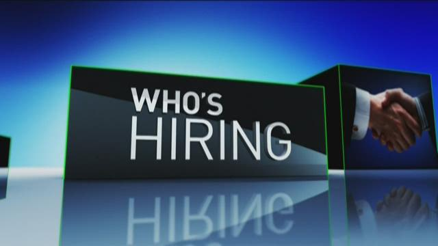 Who's Hiring: August 31, 2015