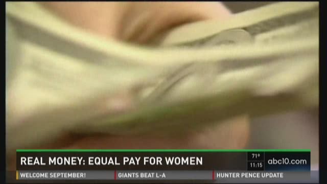 Real Money: Equal pay for women