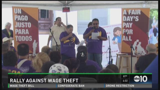 Bill hopes to fix wage theft problems