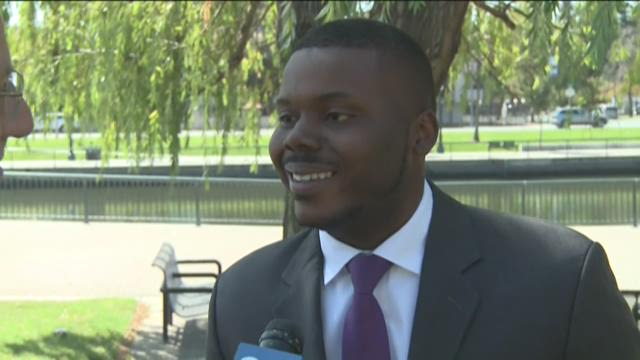 Michael Tubbs says he's running for Stockton mayor