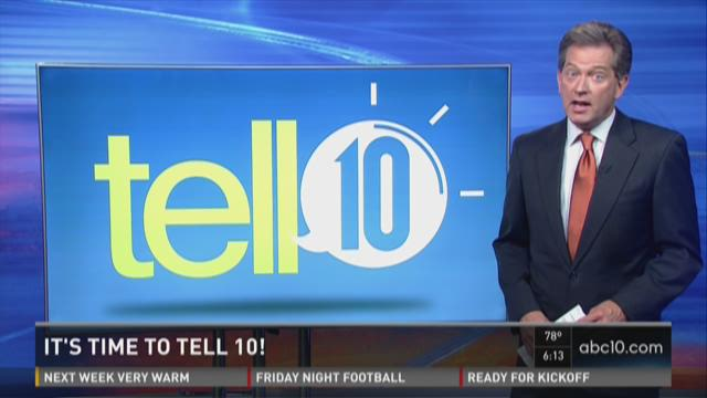 Tell 10: Family racially targeted, minimum wage raise, tree collapse