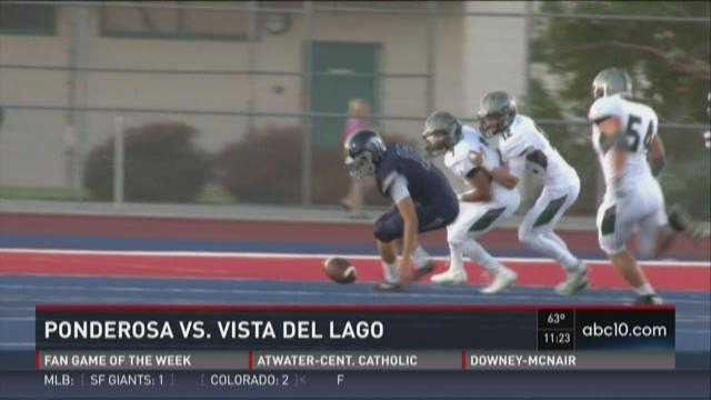Week 1: Ponderosa at Vista del Lago
