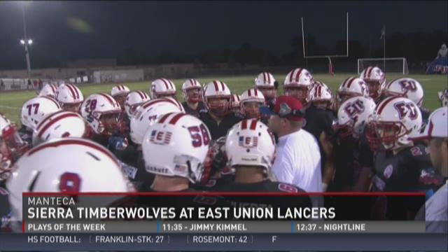 Sierra Timberwolves at East Lancers