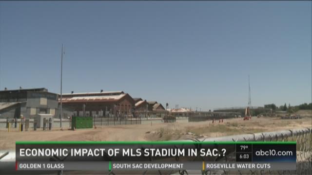 MLS Stadium could bring big economic growth.