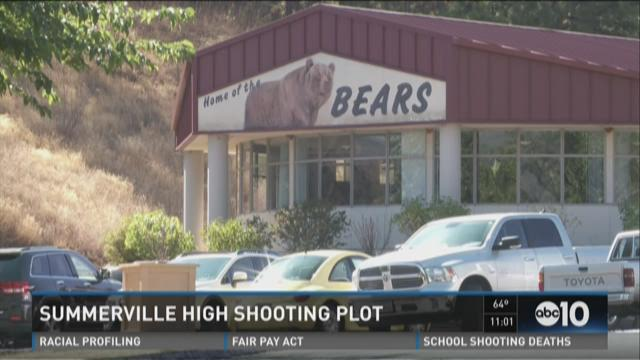 Summerville High School students praised for stopping shooting plot