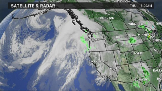 Local A.M. weather: Oct. 8, 2015