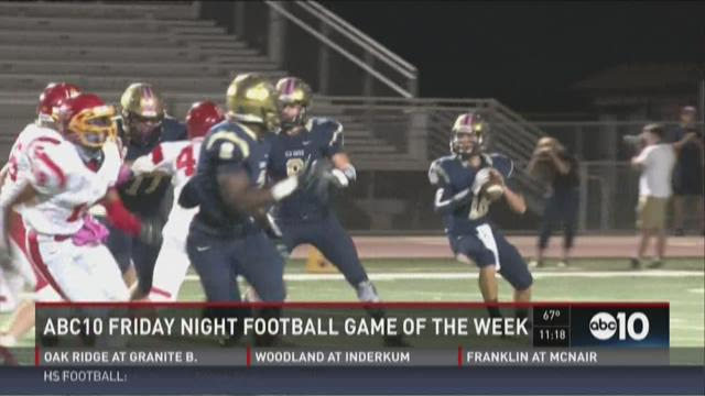 ABC10 Game of the Week: Jesuit at Elk Grove