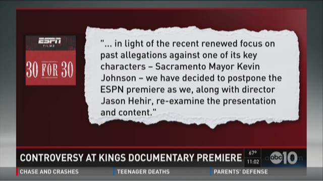 Controversy at Kings documentary premiere