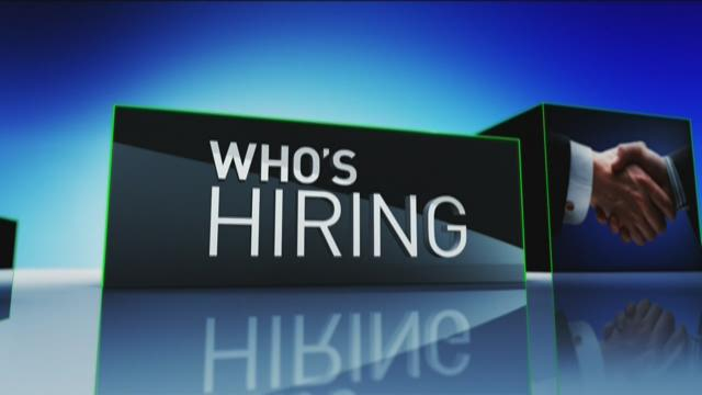 Who's Hiring: Oct. 13, 2015