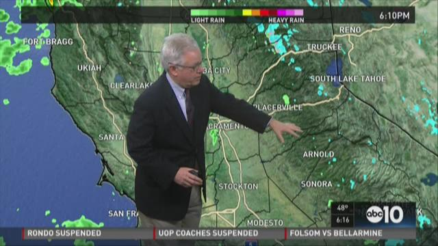 PM Weather Forecast: Dec. 11, 2015